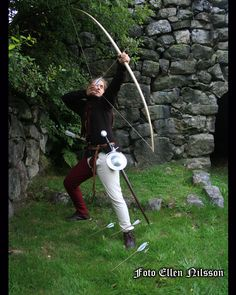 15th Century archer 3 by Skane-Smeden.deviantart.com on @DeviantArt