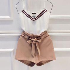 Look lindo! Short + Regatinha!❤️ www.maboboutique.com.br✔️ Mais inf. 17 991847003✔️ #maboboutique #roupas #enviamosparatodobrasil