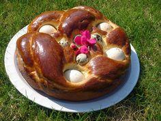 Nem vagyok mesterszakács: Héjas tojással sült húsvéti kalács - húsvéti menüajánlat