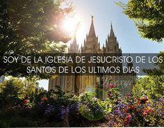"""Amo ser SUD... Jesucristo murió por nosotros, Nuestro Padre Celestial nos ama de tal forma que ha dado a su hijo por nosotros. Para él no hay """"flacos"""", """"gordos"""" ,""""tontos"""",  somos sus hijos y nos ama como tales."""