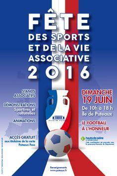 Fête Des Sports Et De La Vie Associative 19 Juin 2016 Île De Puteaux