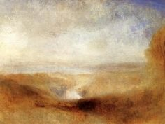 Landscape with Junction of the Severn and the Wye, JMW Turner