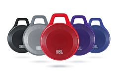 Little Giant: JBL Clip Wireless Bluetooth Speaker Review: The small JBL Clip wireless speaker punches above its weight class with big sound.