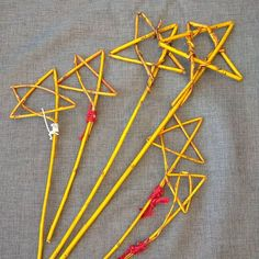 Making willow wands or willow stars. From first attempt to mastering the skill! . . . . . . . #masteringthetechnique #gettingitright #willow #willowwand #willowstar #makeawish #weavingwillow #nature #6stars #goodluck