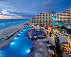 There's only one way to See The Show in Cancun and that's at Hard Rock Hotel Cancun, the ultimate all-inclusive experience in the heart of the famed hotel zone.