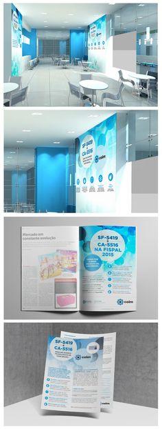Campanha de Lançamento de Produto. Desenvolvimento de posicionamento de produtos com foco no B2B para veicular em revistas, sites segmentados e lançamento na Fispal, maior feira de tecnologia do país.