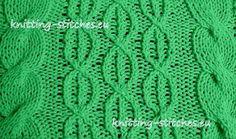 Knitting Stitches Collection: Stitch No. 70