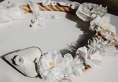 MonRoy / Svadobná girlanda Crown, Wedding, Jewelry, Fashion, Valentines Day Weddings, Moda, Corona, Jewlery, Jewerly