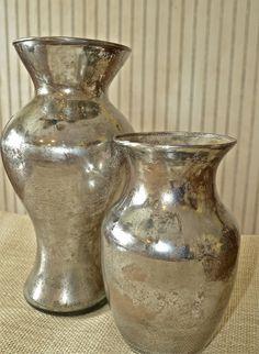 My Best Friend's Blog: DIY Mercury Glass