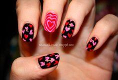 Lovely Valentine's Day Nail Art Ideas