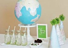 #diy globe #earthday