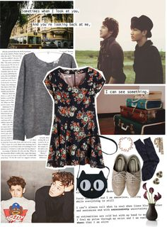 """I can see something."" by hellounicorn ❤ liked on Polyvore"
