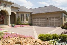 We provide garage door repair, sales, service and installation in a large number of cities in Minnesota and Western Wisconsin. Modern Garage Doors, Residential Garage Doors, Commercial Garage Doors, Garage Addition, Garage Door Repair, Exterior, Mansions, House Styles