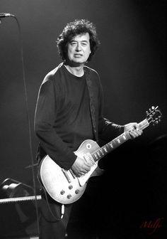 Jimmy Page. Photo: Frank Melfi