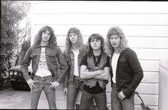 OLD school Metallica