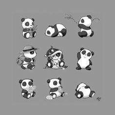 Pandas❤❤❤️ Panda Lovers Paradise  Free Shipping Until July 31st!!  Like and Follow on FB! TAP➡️ https: