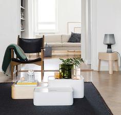 Scandinavian home. #Iittala