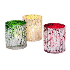 Holiday Tealight Trio www.partylite.biz/cierajandreau