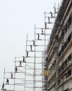beautifull scaffolding