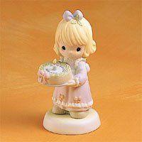Precious Moments Figurine - Happy Birthday Dear Jesus #272523 - http://www.preciousmomentsfigurines.org/precious-moments/precious-moments-figurine-happy-birthday-dear-jesus-272523/