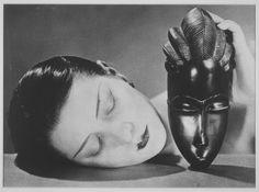 Man Ray, Noir et blanche, 1926