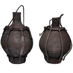 African Honey Baskets