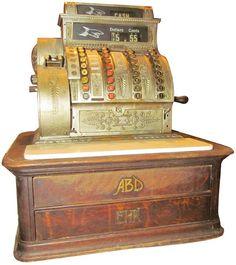 National Cash Register Model 442-C : Lot 763
