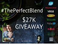 Win 1/10 Prize Packs: 1 KitchenAid Pro Line Series Blender w/ Dual-Wall Container US$5991 Gift Pack of Vega products US$330.35 1 Driscoll's Gift Card for berries US$2601 Gift Pack of KitchenIQ tools US$201.851 Gift Pack of Navitas Naturals Superfoods US$178.921 Gift Pack of Massel bouillon products US$171.62100 Silk product coupons US$471.50 (USA ONLY)1 Gift Pack of Frontier Co-op spices & extracts US$445.02 (USA ONLY) 1 Gift Pack of Melissa's Produce exotic fruits US$67
