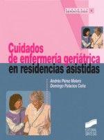 Acceso Usal. Cuidados de enfermería geriátrica en residencias asistidas