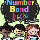 Looking for ways to increase your student's number sense AND improve their fact fluency?  Look no further!  These Number Bond Books are just what y... 1st Grade Books, 1st Grade Math, Kindergarten Math, Student Numbers, Math Numbers, Decomposing Numbers, Creative Activities, Math Activities, Number Bonds