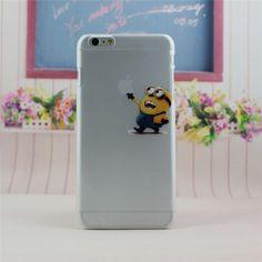 Cute Design Case Cover For Apple iPhone 4 4S 5 5S SE 5C 6 6S Plus Princess Snow White Mermaid Eat LOGO Shell Coque