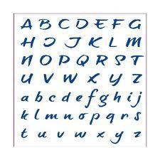 tipos de letras abecedario bonitas - Buscar con Google