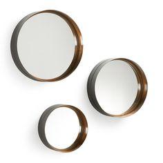 Wilson set of three mirrors