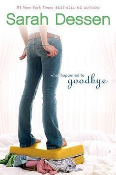 50 Books Like The Fault in Our Stars: 18. What Happened to Goodbye