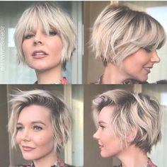 2019 Hair Cut Trend: Grown-Out Pixie! Growing Out Pixie Cut, Growing Out Short Hair Styles, Growing Out Hair, Grown Out Pixie, Grow Hair, Medium Hair Styles, Long Hair Styles, Growing Out Undercut, Trending Hairstyles
