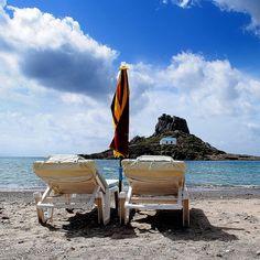 a dream place | on the beach - Agios Stefanos near Kefalos -… | Flickr