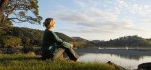 Creating and maintaining inner peace can be challenging. Here are four goals that can help you develop and live in a consistent zone of peace.