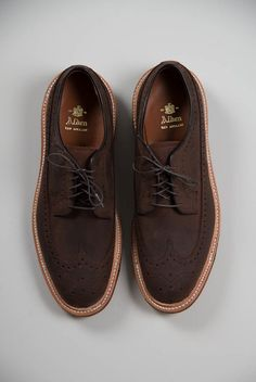 Another great Alden shoes.