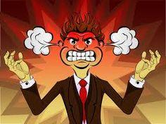 Anger v wrath