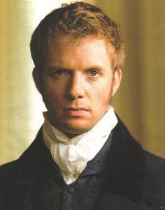 rupert penry jones - as Captain Frederick Wentworth