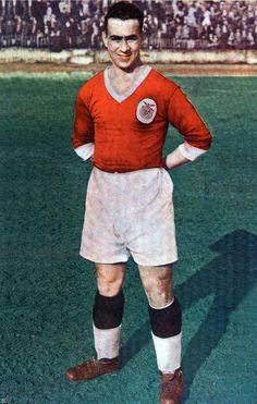Vítor Silva (1909-1982): de 1927 a 1936, 130 jogos, 94 golos, 3 Camp. de Portugal, 1 I Liga e 1 Campeonato de Lisboa.