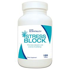 Stress Block™ - Powerful Daily Stress Relief*