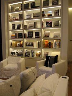 Led Bookcase Lights Amazing Bookcases