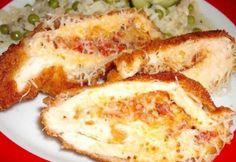 Hortobágyi göngyölt hús Hungarian Cuisine, Hungarian Recipes, Hungarian Food, Meat Recipes, Chicken Recipes, Cooking Recipes, Food 52, Food And Drink, Healthy Eating
