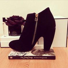 Little Black Boot...LOVE!!!
