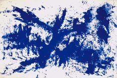 """Résultat de recherche d'images pour """"Yves Klein"""""""