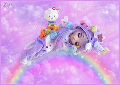 Sleeping in a rainbow~* | by Suki♥
