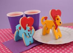 3-D Cookie Cutters!