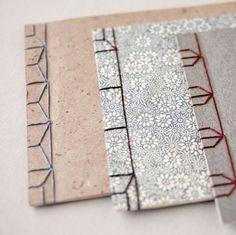 Creativebug - Craft Classes & Workshops - What will you make today? Japanese Binding, Art Fund, Art Journal Tutorial, Hemp Leaf, Japanese Stationery, Cool Notebooks, Diy Notebook, Art Journal Pages, Art Journals