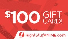Win a $100 Rightstuf Gift Card